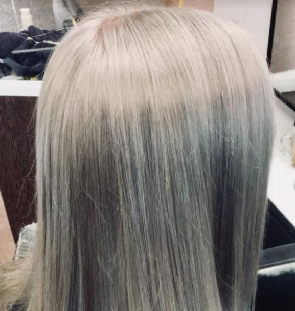 Silver Hair C&G